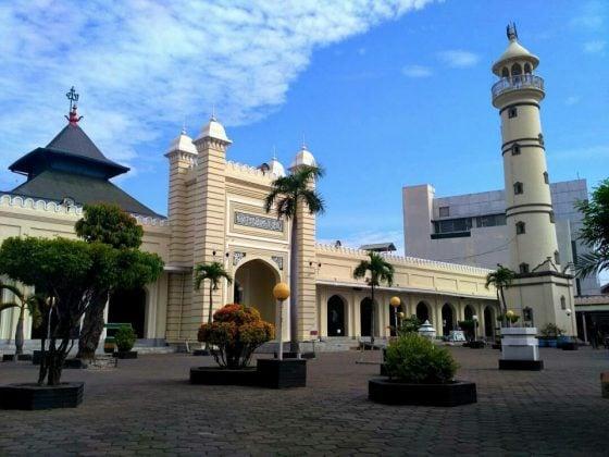 Masjid Agung Al-Jami' Kauman Pekalongan