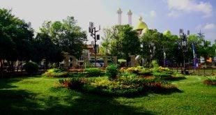 Landmark Batik Lapangan Jetayu Pekalongan