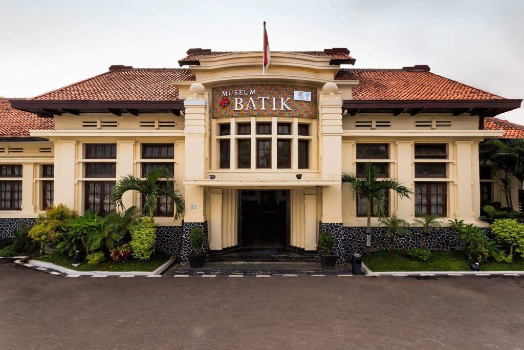 Sejarah Gedung Museum Batik Pekalongan