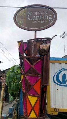 Kampung Batik Landung Sari