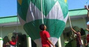 Aneka Bentuk Balon Udara yang unik