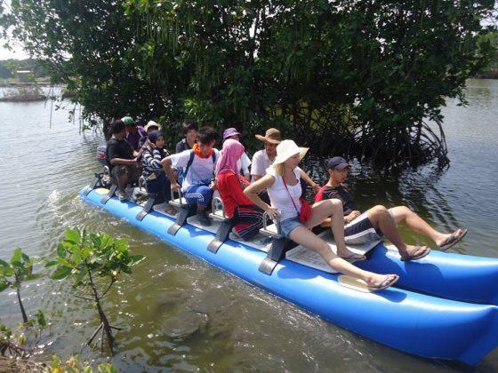 Mangrovepark Pekalongan