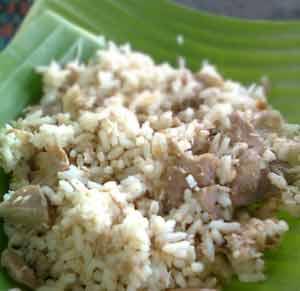 Nasi Megono Purworejo