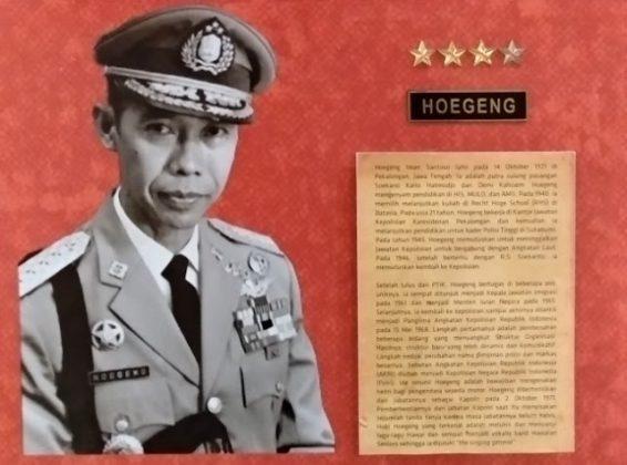 Jendral Polisi Hoegeng