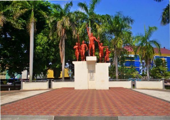Monumen Juang Kota Pekalongan 2018