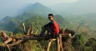 View di Puncak Tugu
