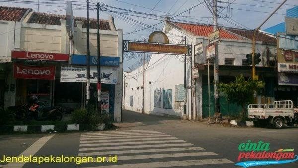 Kampung Batik Pesindon Pekalongan