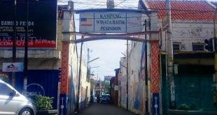 Kampung Batik Pesindon
