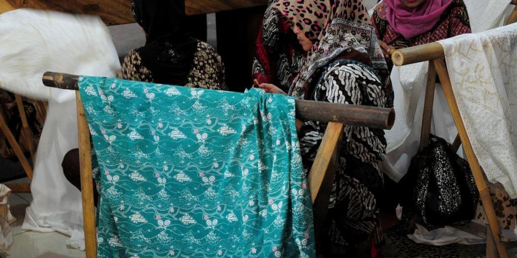 sejarah batik di Pekalongan,