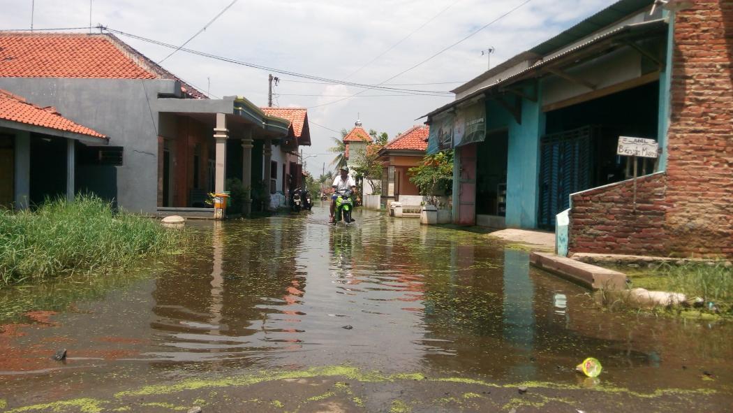 daerah banjir