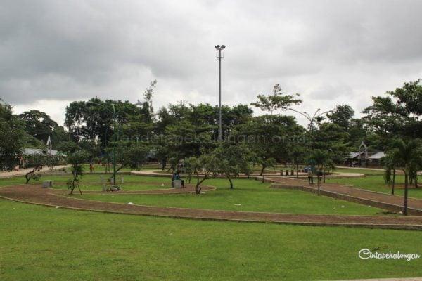 Areal Lapangan Gemek - Bebekan Kedungwuni