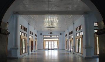 Gedung Bakorwil Bagian Dalam