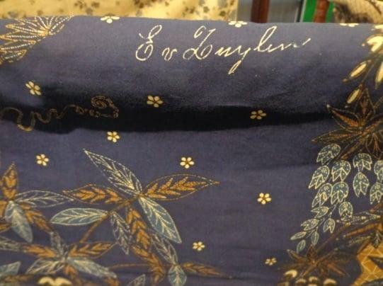 Batik Karya Eliza Van Zuylen