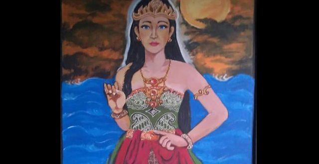Legenda Dewi Lanjar Pantai Utara