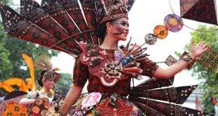 Karnaval Batik Pekalongan - Pekan Batik Nusantara 2016