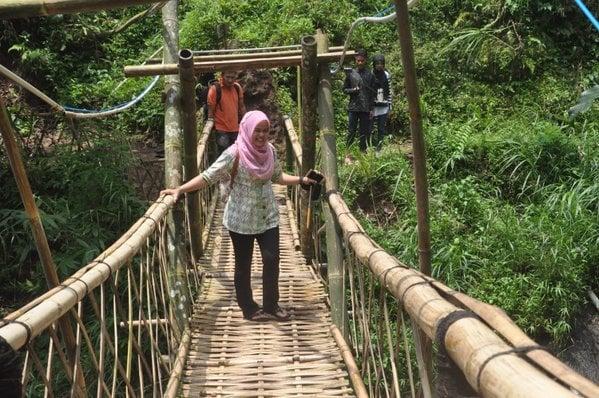 Curug Kuwung - Karang gondang - Lebakbarang
