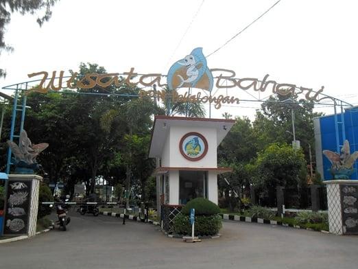 Gerbang Wisata Bahari PPNP