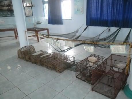 Koleksi Alat tangkap ikan Wisata Bahari Pekalongan