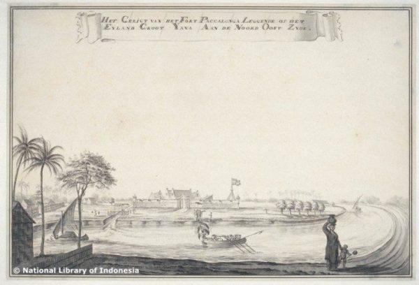 Fort Peccalongan (Benteng Pekalongan)