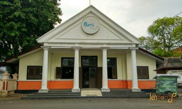 Gedung Batik tv Pekalongan