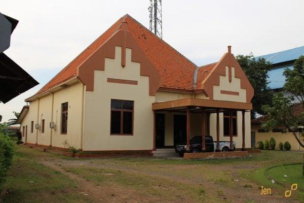 Sejarah Gedung PT Pertani Pekalongan