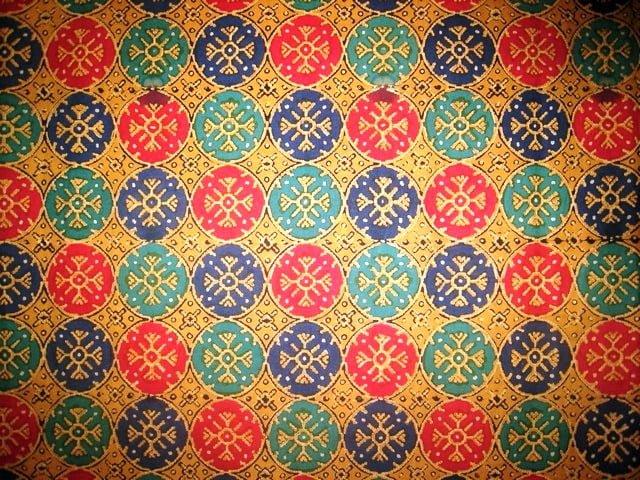 Sejarah Batik Jlamprang Motif Khas Kota Pekalongan