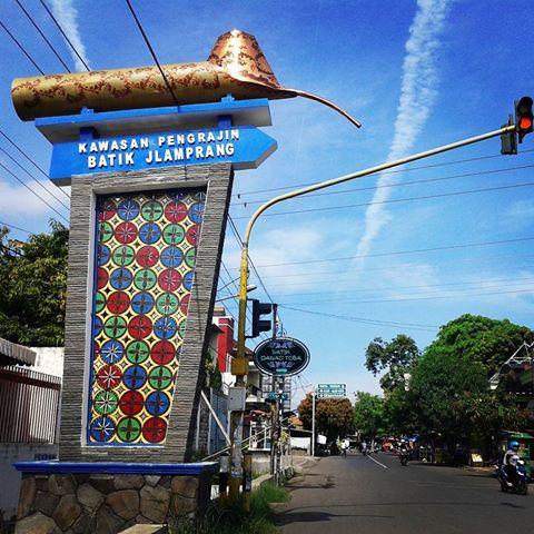 Kampung Batik Jlamprang Krapyak Pekalongan