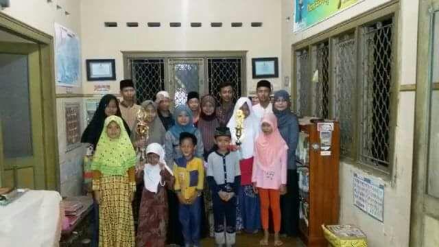 Perpustakaan Asy-Syafiiyah Pringlangu