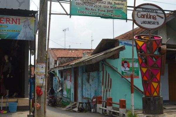 Kampung Canting Landungsari