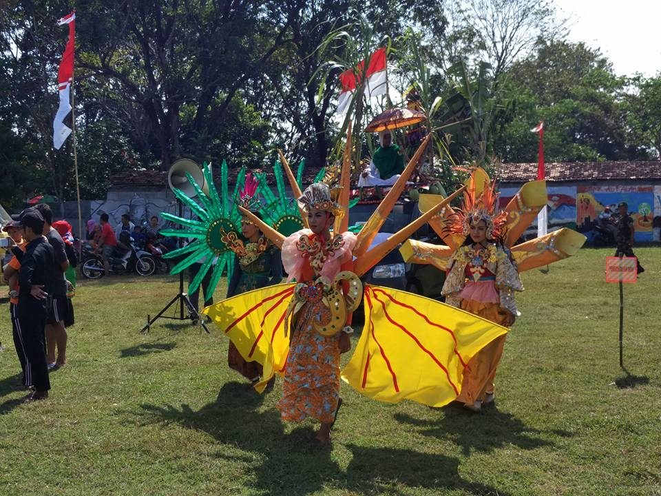 Kirab Budaya Desa Pekalongan