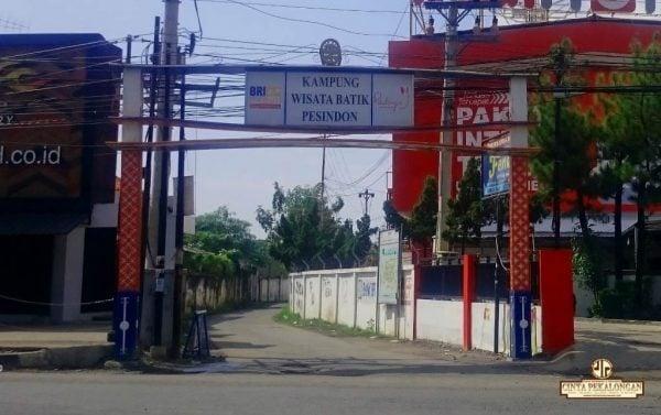 Wisata Kampung Batik Pesindon