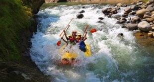 Wisata Rafting Pekalongan