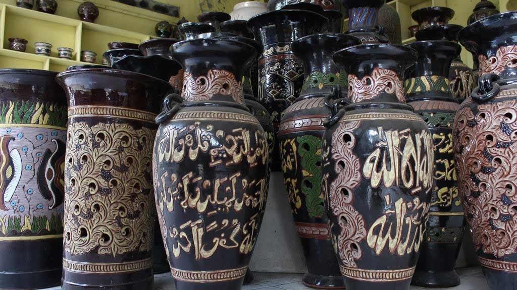 Produksi-Keramik-Klampok