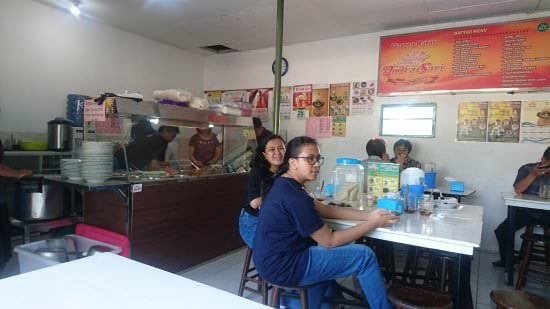 Warung Indrasari Pekalongan - TripAdvisor