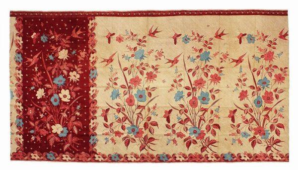 Batik Buketan Eliza Van Zuylen