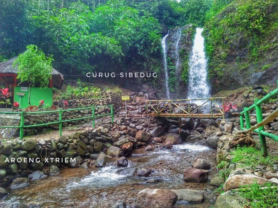 Curug Sibedug Petungkriyono - by awarromotto