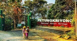 Gapura dan Landmark Petungkriyono - by a rizal_92