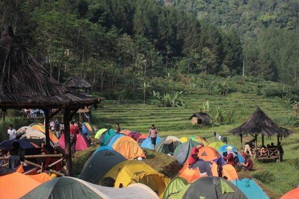 Camp Area Black Canyon