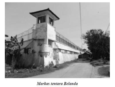 Benteng Tentara Belanda di Pekalongan