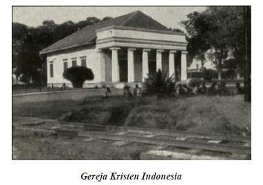 Gereja Kristen Jawa Pekalongan