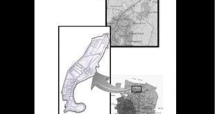 Peta Kelurahan Panjang Wetan Pekalongan