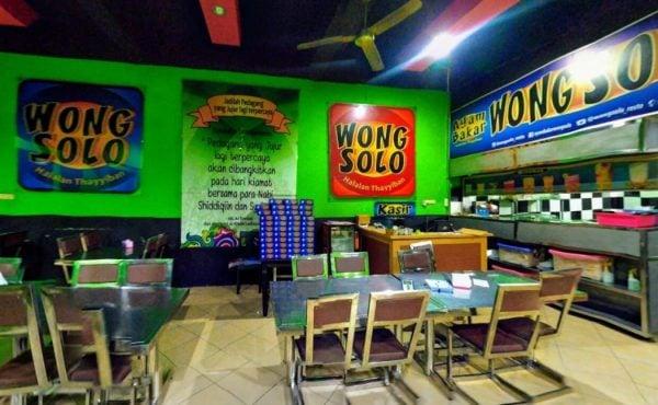 Ayam Bakar Wong Solo Pekalongan