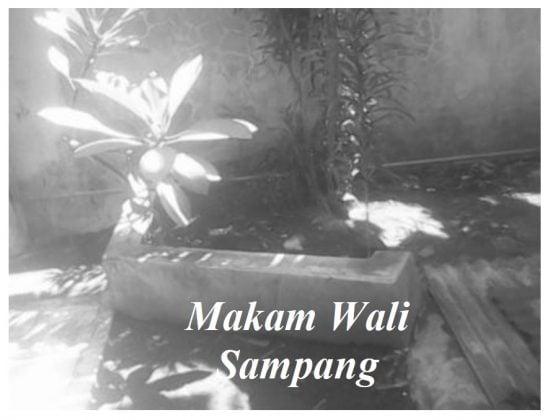 Kondisi Makam Wali Sampang