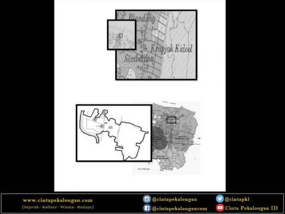 Peta Kelurahan Krapyak Kidul