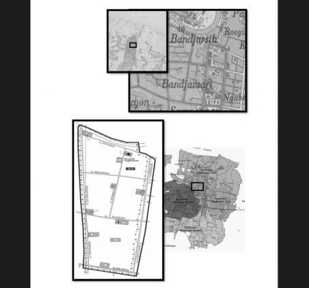 Peta Kelurahan Sugihwaras Pekalongan