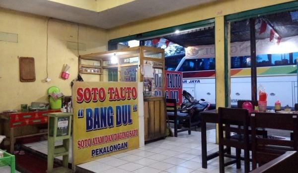 Soto Tauto Bang Dul