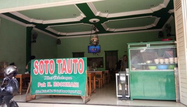 Soto Tauto Rochmani