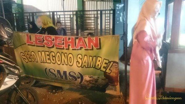 Lesehan Sego Megono Sambal