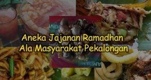 Jajanan Ramadhan Pekalongan