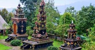 Pura Kalingga Satya Dharma di Linggo Asri Pekalongan